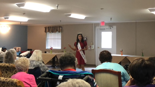 Miss North Carolina Bladen East 8