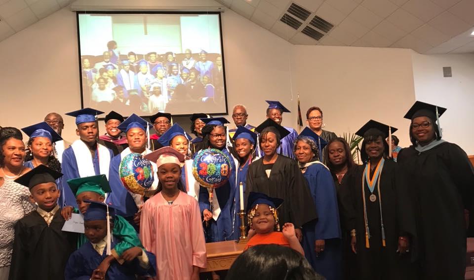 Baldwin Branch 2018 Graduation