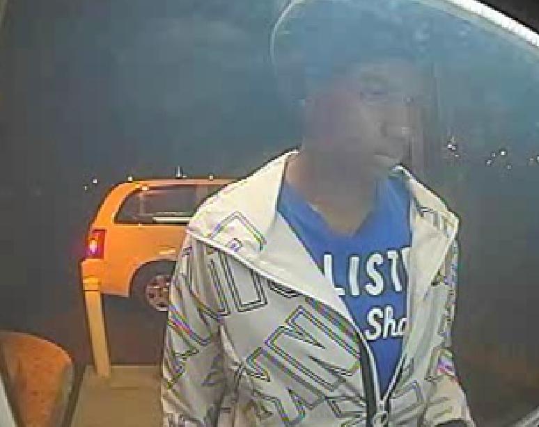 Fayetteville PD Suspect 2