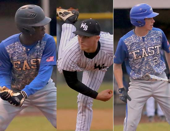 Three Bladen Baseball Players Named All-Conference