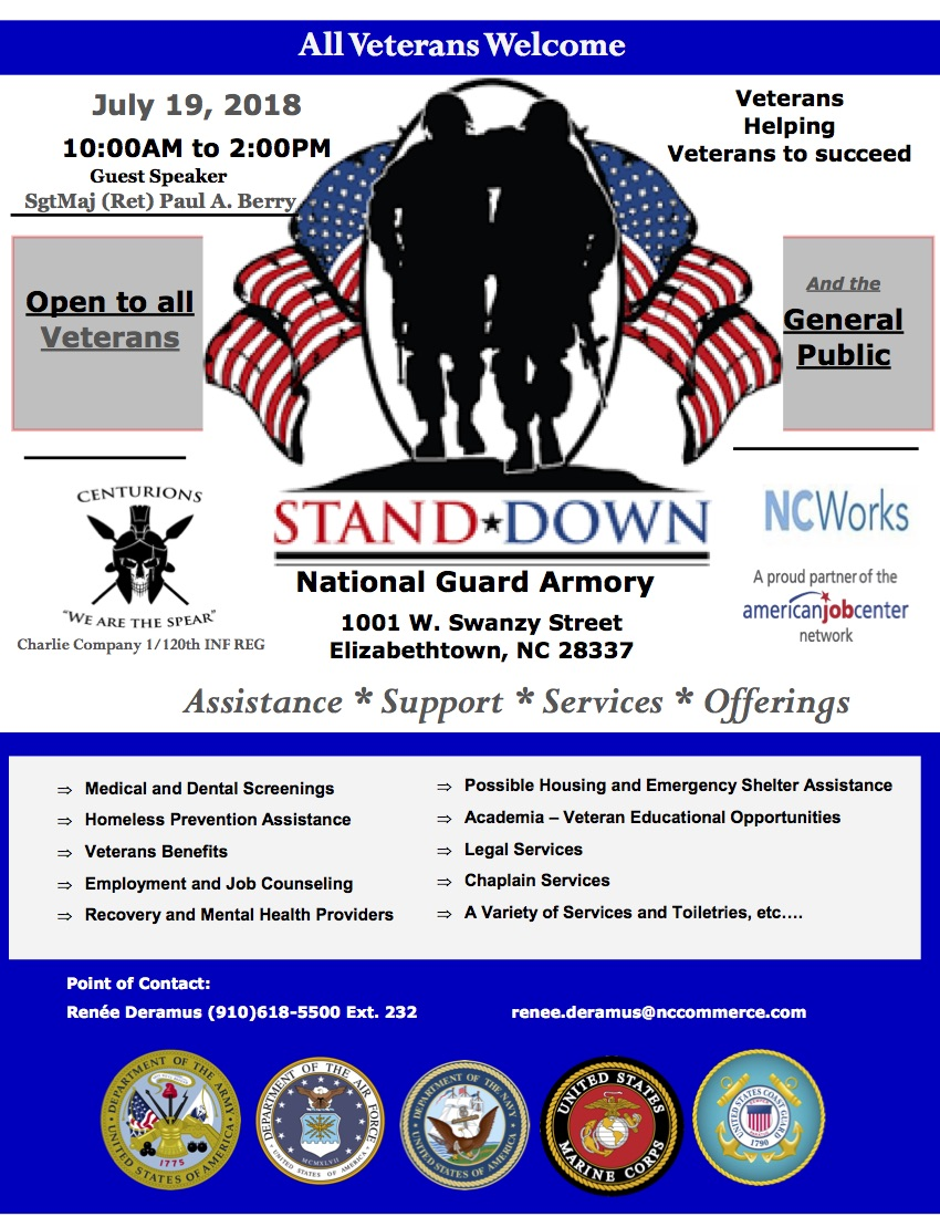 Event Aims to Connect Veterans to Resources