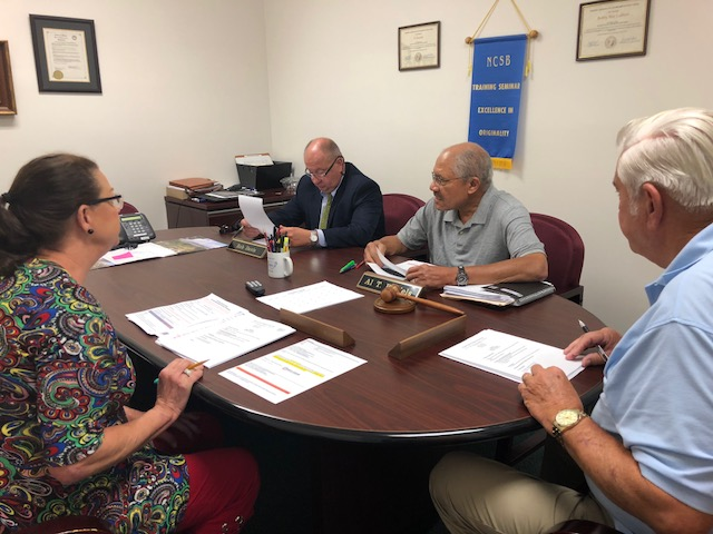 Board of Elections approves One Stop plan