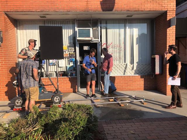 Bridgers' Barbershop to Be Featured in Film