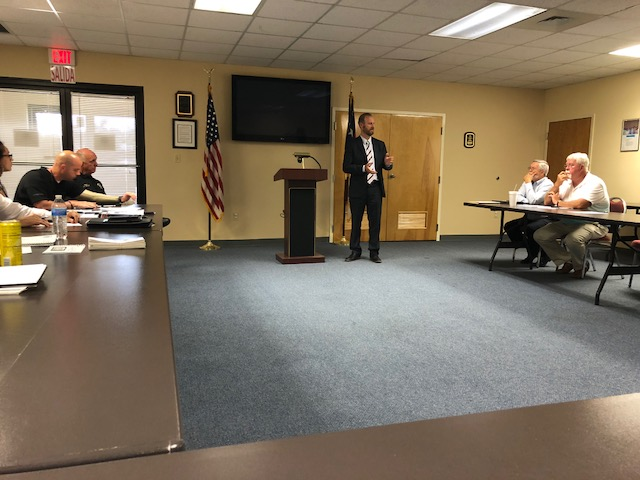 Opioid Task Force making progress; increase risk of heroin abuse