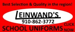 School uniforms from Leinwands