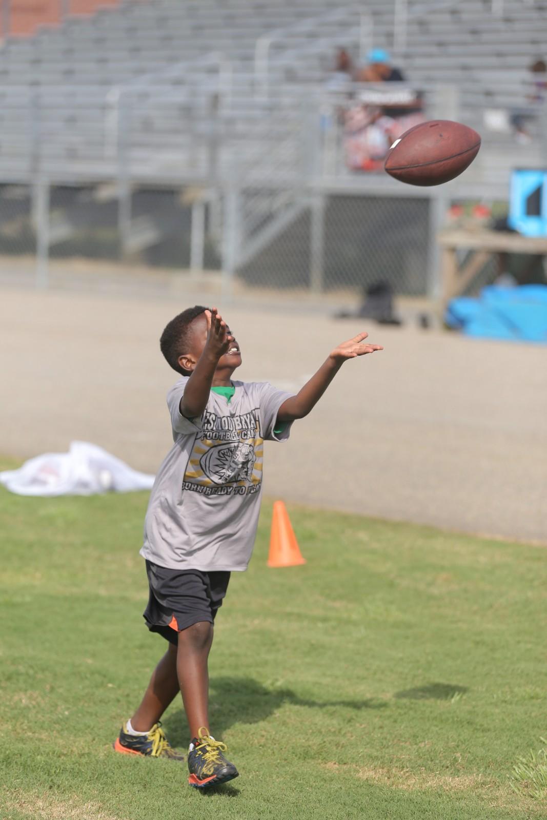Desmond Bryant 7th annual football camp