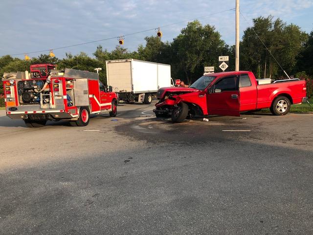 Crash US 701