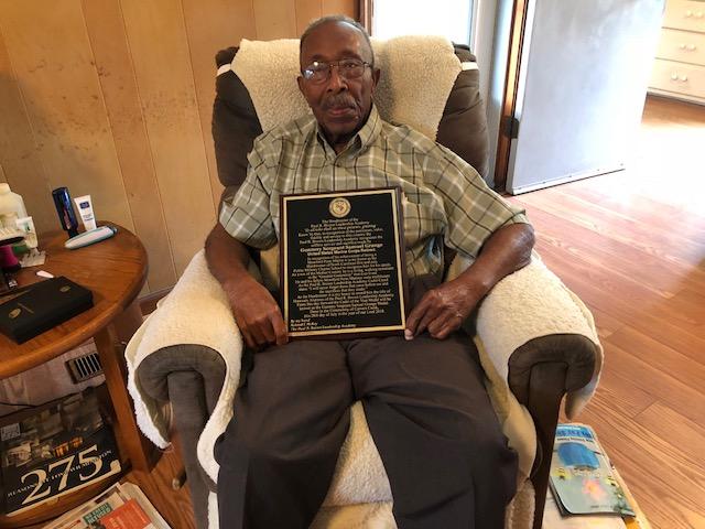Henry Grange Congressional Gold Medal 3