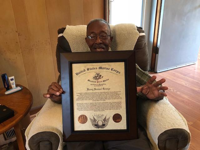 Henry Grange Congressional Gold Medal 4