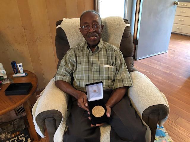 Henry Grange Congressional Gold Medal