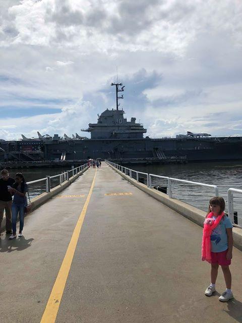 USS Yorktown Pack 600 B