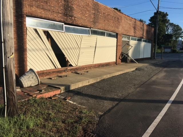 Flood Damage Bladenboro Hurricane Florence 10