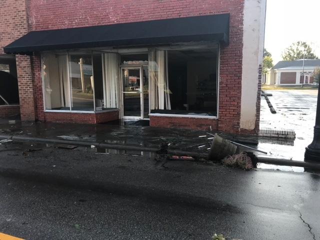 Flood Damage Bladenboro Hurricane Florence 12
