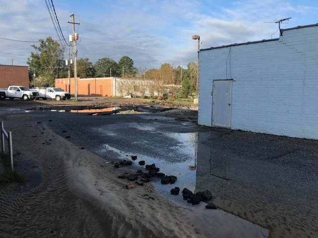 Flood Damage Bladenboro Hurricane Florence 4