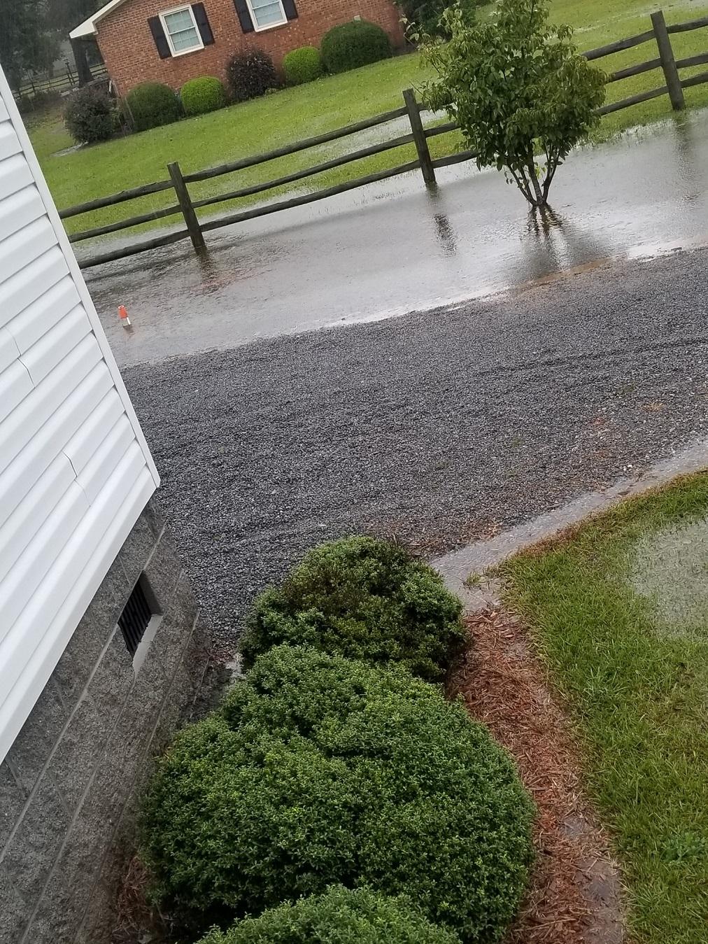 Glenwood Drive Flooding 1