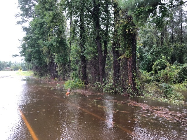 Many areas flooding, residents should use caution if they need to travel