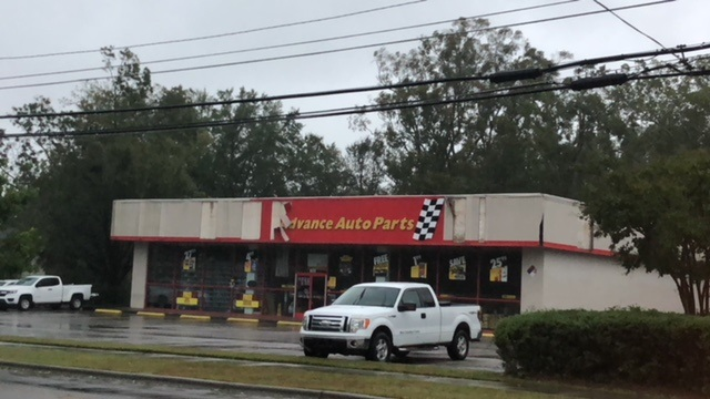Hurricane Florence Elizabethtown Advance Store