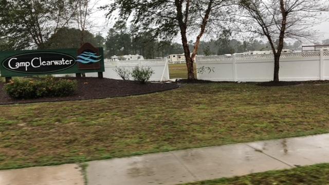 Hurricane Florence White Lake 1
