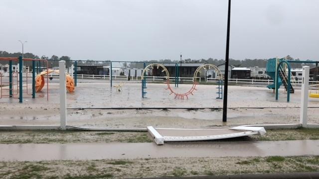 Hurricane Florence White Lake 10