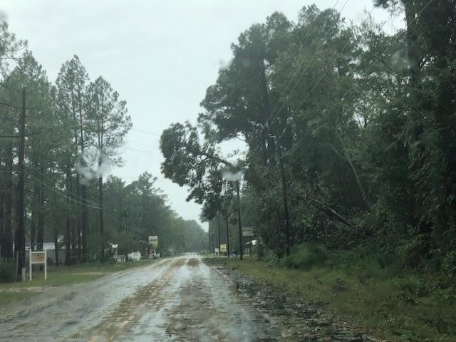 Hurricane Florence White Lake 12