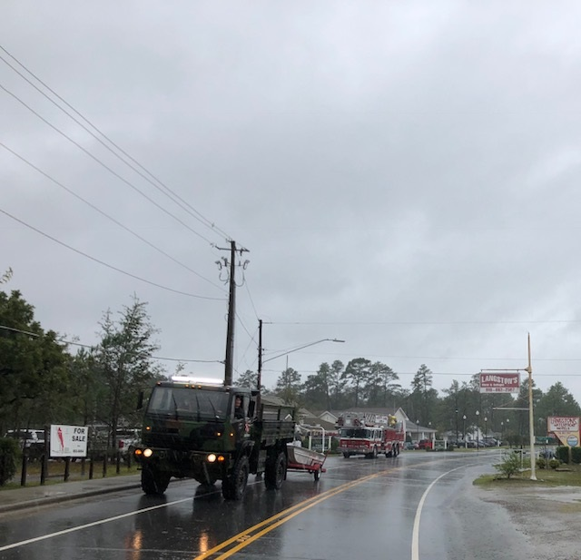 Hurricane Florence White Lake 4