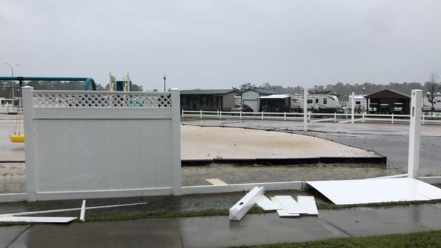 Hurricane Florence White Lake 5