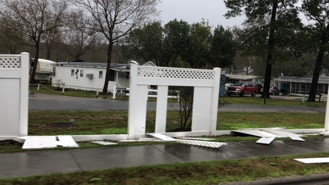 Hurricane Florence White Lake 7