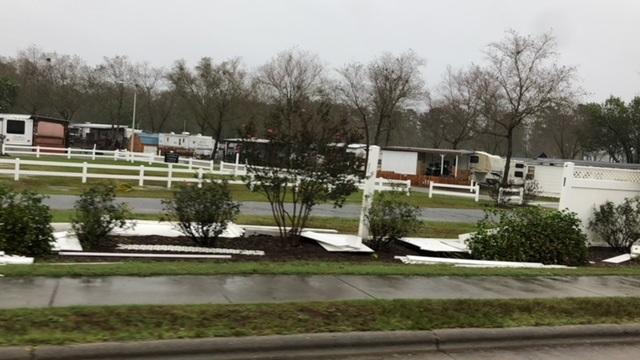 Hurricane Florence White Lake 8