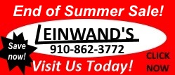 Leinwands end of summer sale