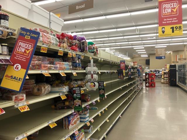 Store aisles 1