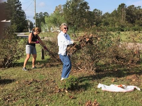 Bladenboro Clean Up Saturday 6