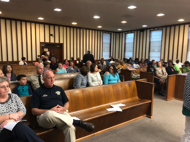 Bladen County Commissioners Heated in Personnel Discussion