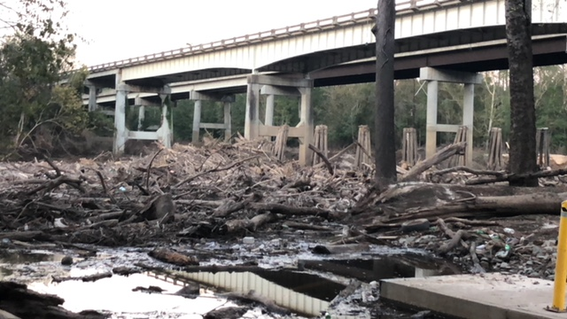 Restoring bridge and cemetery still in planning stages hurricane florence
