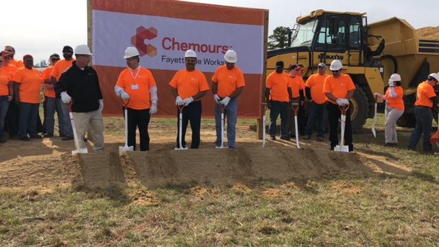 Chemours groundbreaking commitments