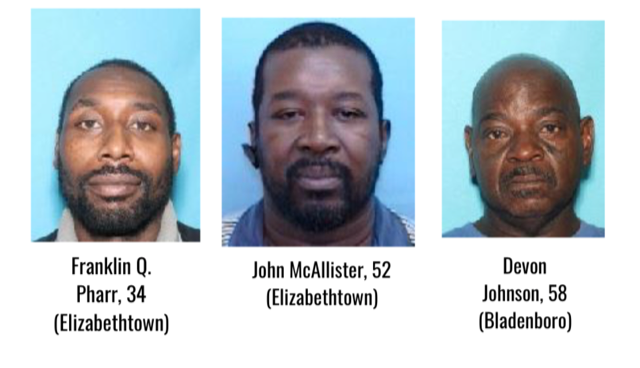 Suspects wanted for prescription medication sells