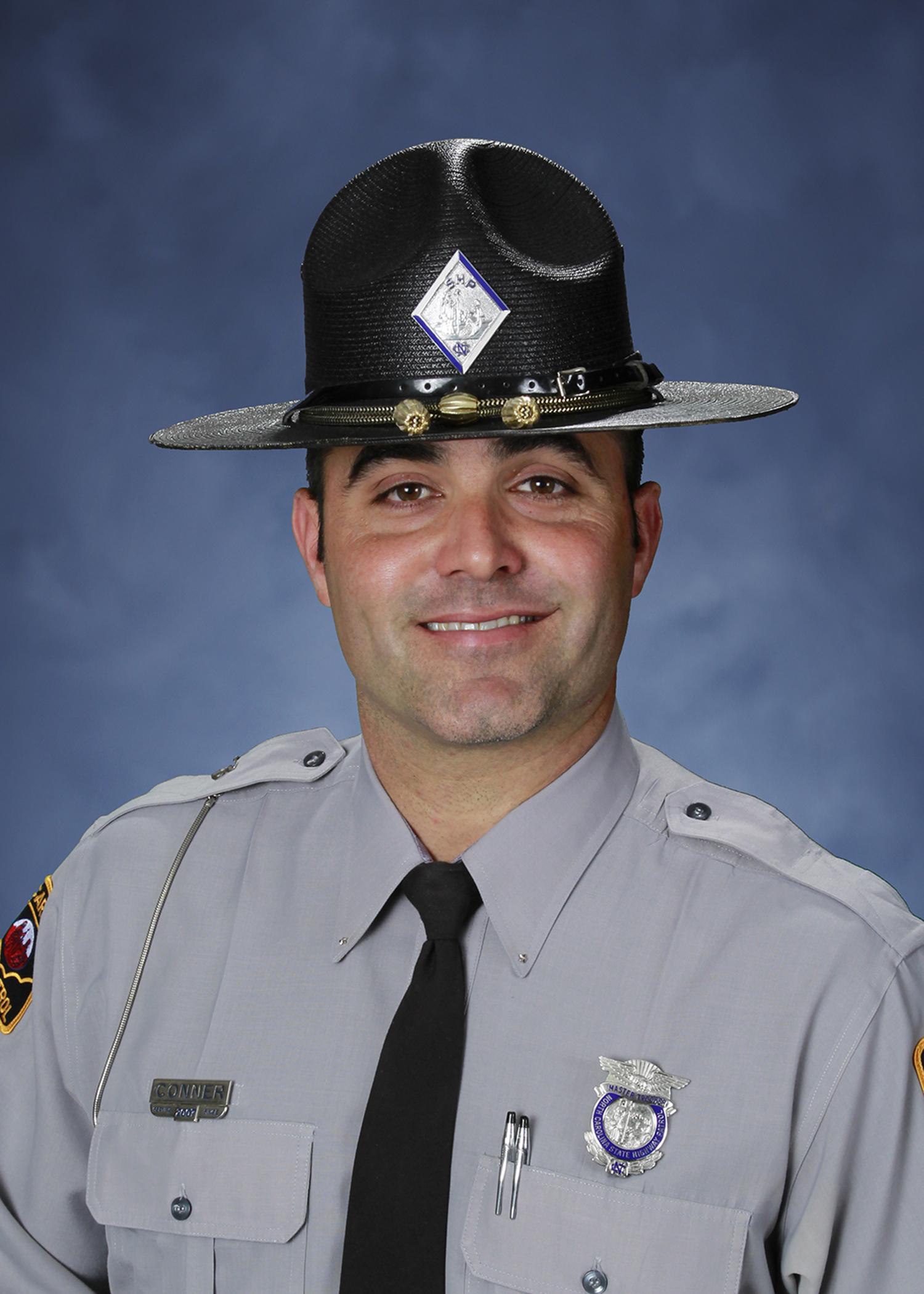 North Carolina Highway Patrol, Trooper Kevin Conner