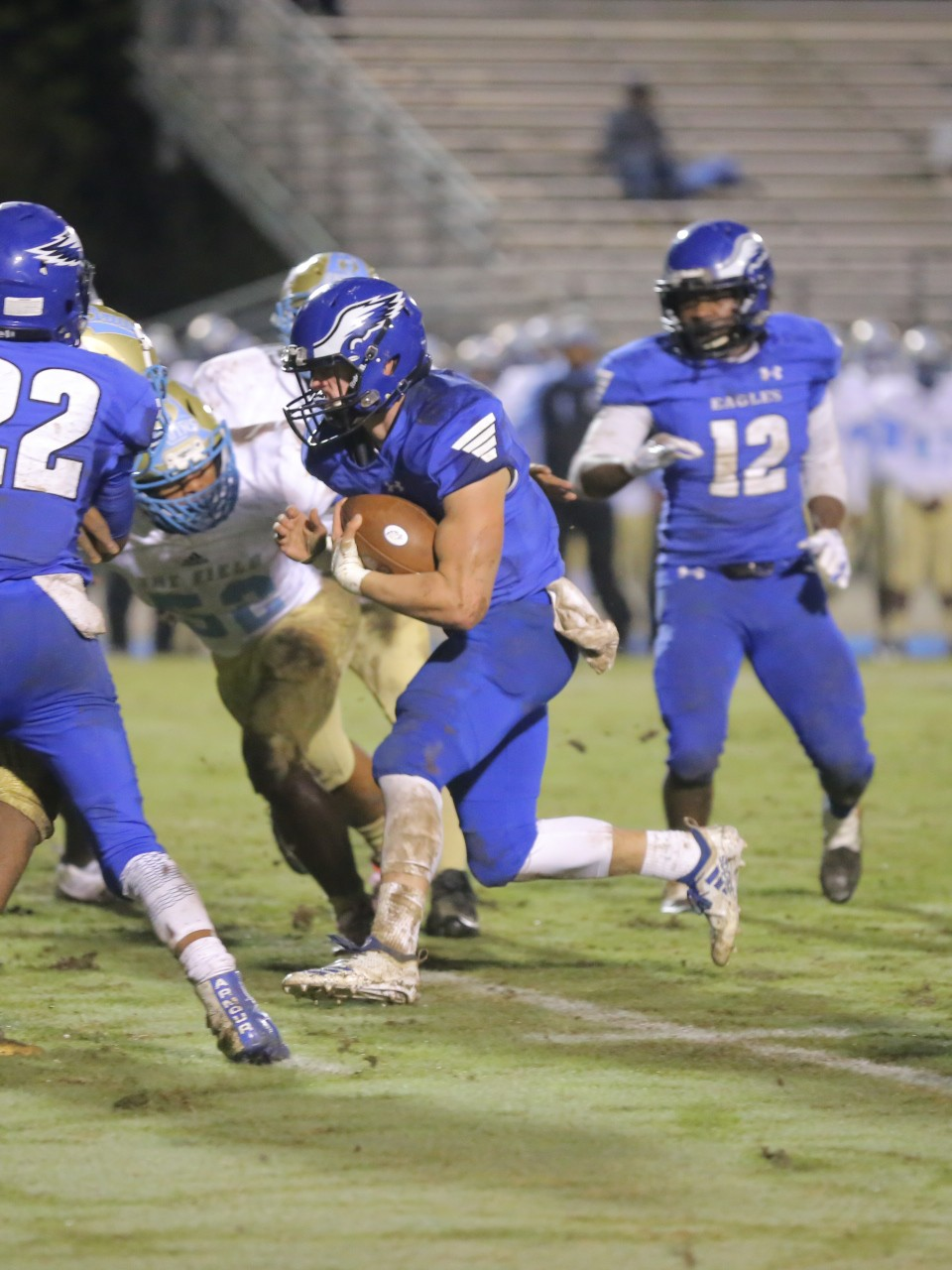 Congratulations to East Bladen for making the NCHSAA Class 2A Football Play-offs