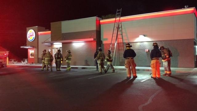 Burger King Fire 3