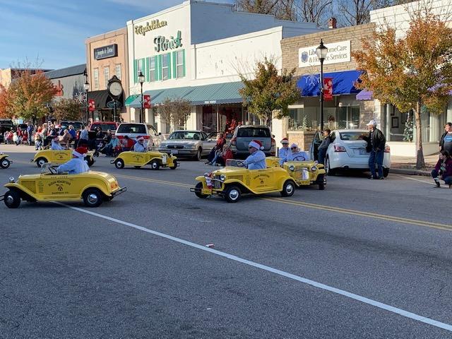 2018 Elizabethtown Christmas Parade