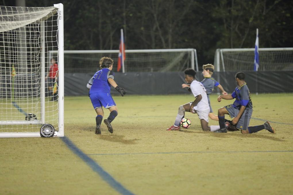 Second Round Soccer Playoffs 10