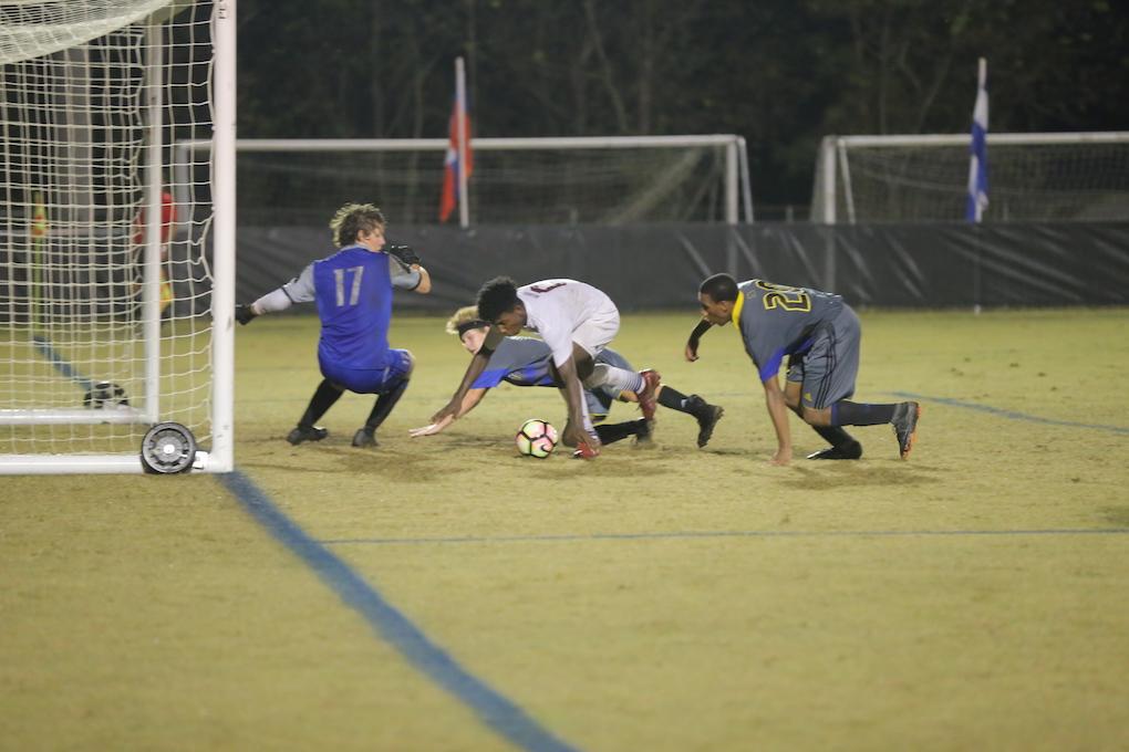 Second Round Soccer Playoffs 11