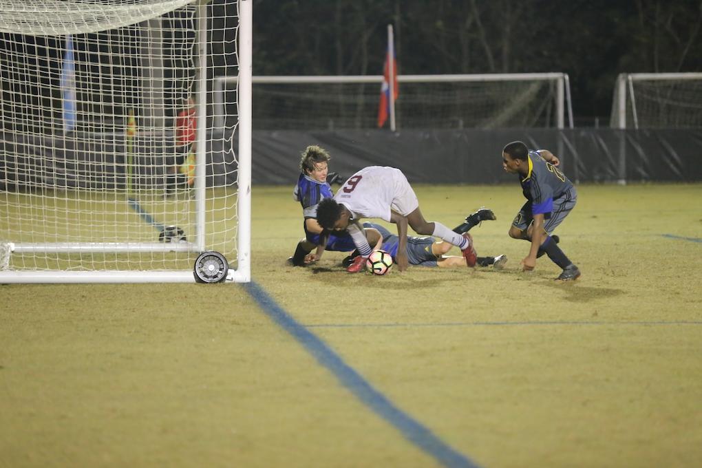 Second Round Soccer Playoffs 12