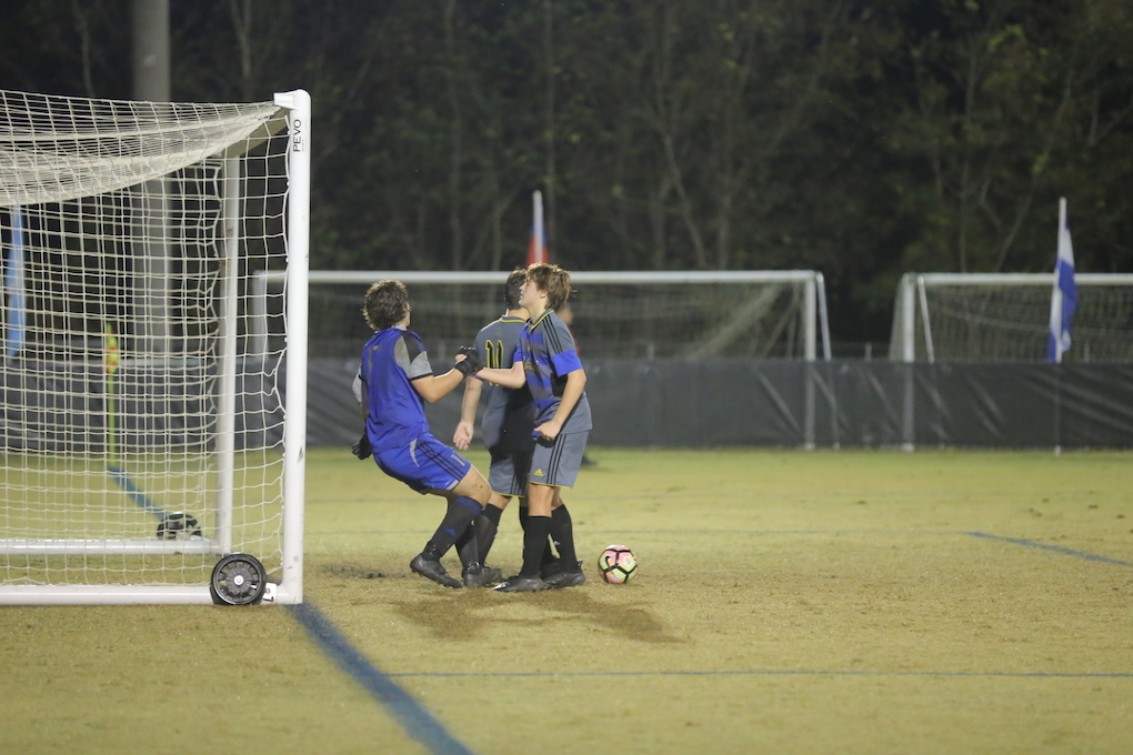 Second Round Soccer Playoffs 14