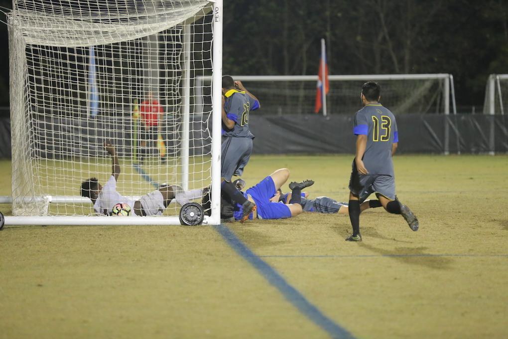 Second Round Soccer Playoffs 15