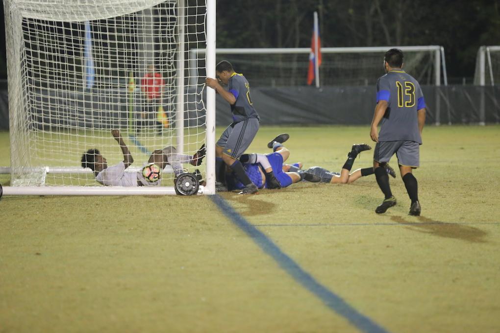 Second Round Soccer Playoffs 16