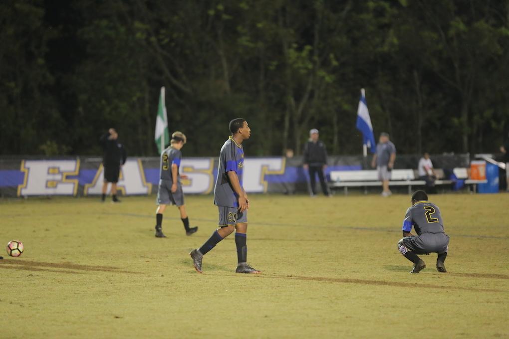 Second Round Soccer Playoffs 17