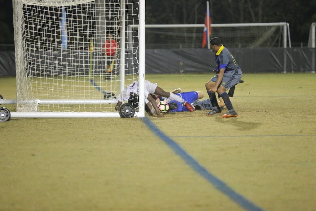 Second Round Soccer Playoffs 18