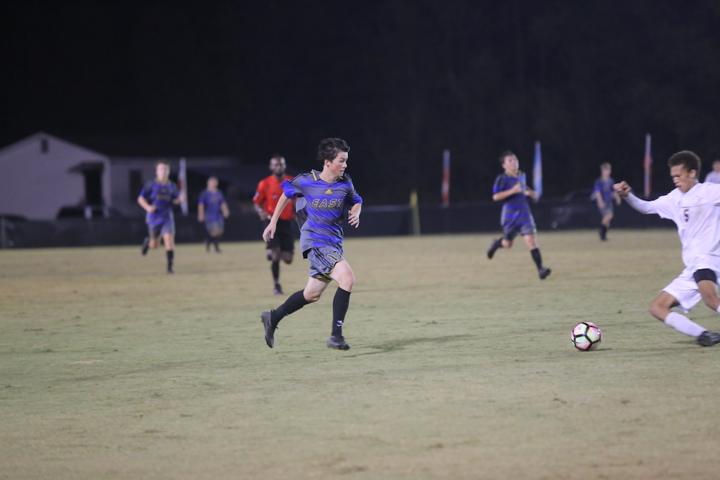 Second Round Soccer Playoffs 2