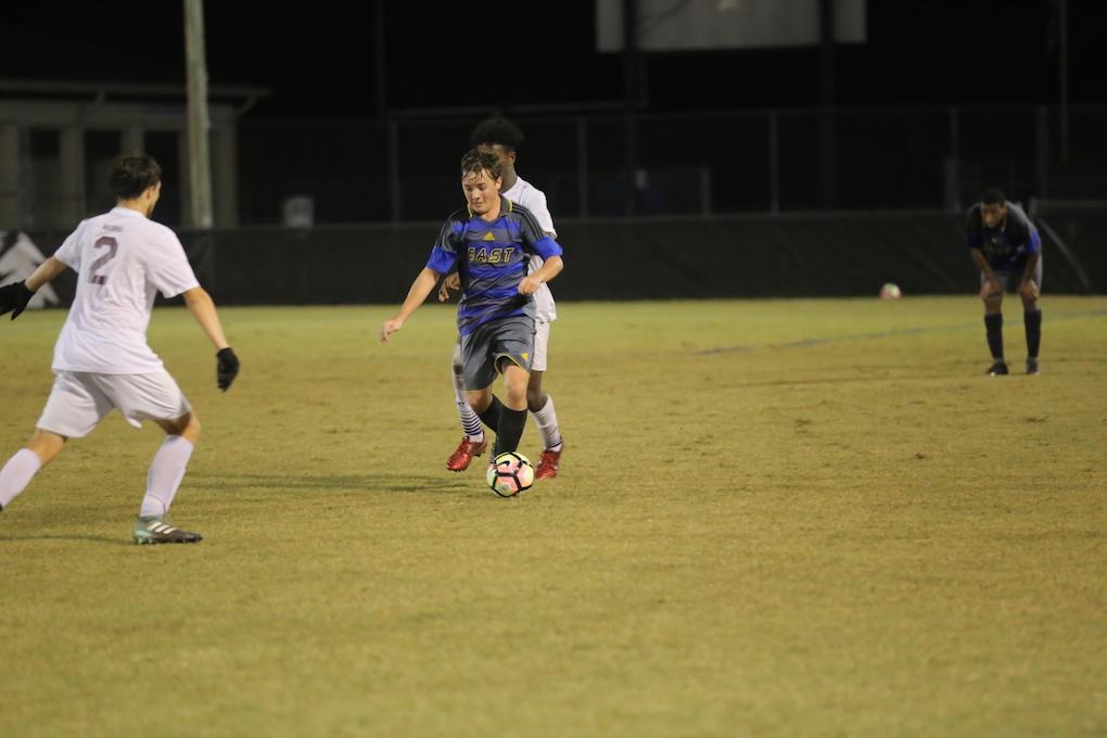 Second Round Soccer Playoffs 4
