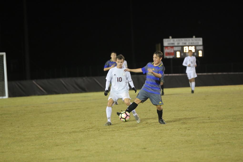 Second Round Soccer Playoffs 5